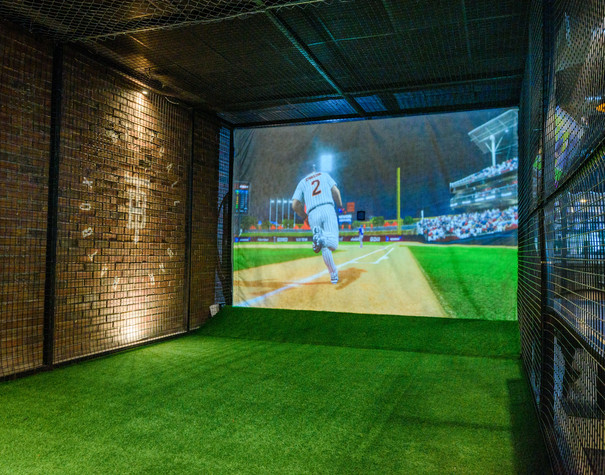 batbox restaurant bar baseball