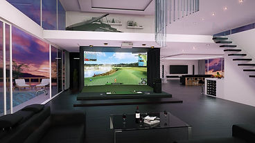 Simulador de Golf | Golfzon Vision Premium