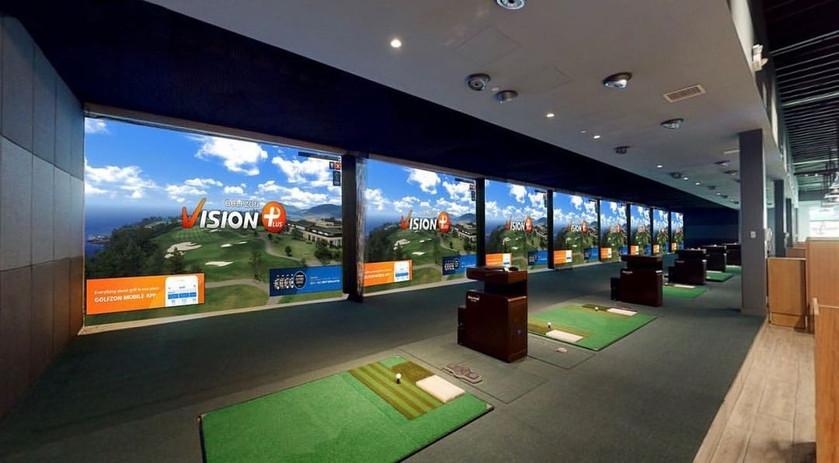 Simuladores Golfzon