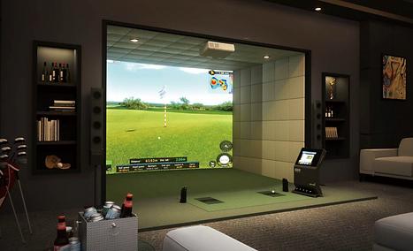 Simulador de Golf | Golfzon | Vision Standard