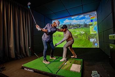 Simulador de Golf #1 en el Mundo