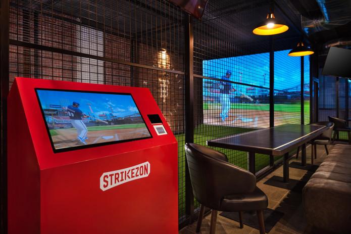 Simulador de Béisbol | Strikezon