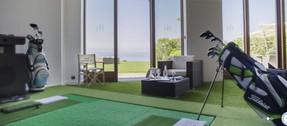 simuladores golf residencial