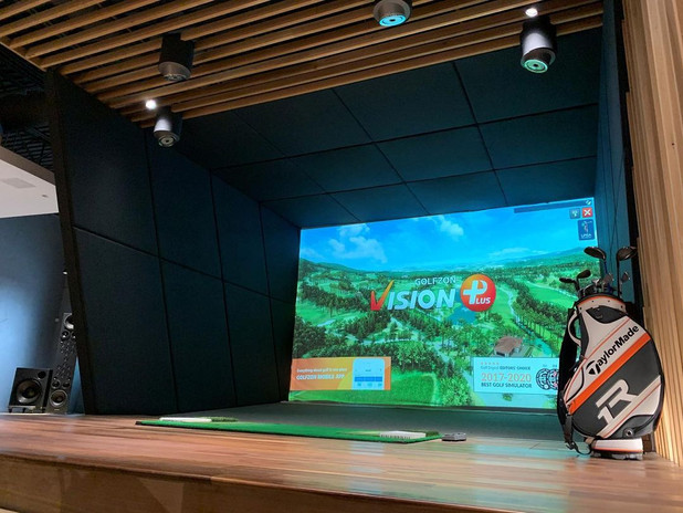 Simulador de Golf | Golfzon
