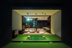 Simulador de Golf   Amenidad para Hoteles