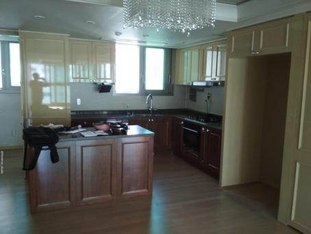 """주방 디자인의 기본 """"주방은 요리""""하는 곳 입니다 @flimetree_studio"""
