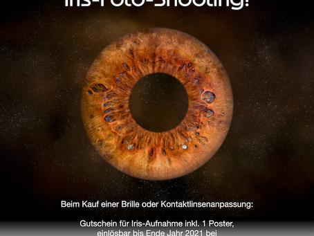 Wir schenken 1 Iris-FotoShooting!