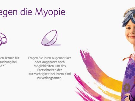 Myopie-Kontrolle