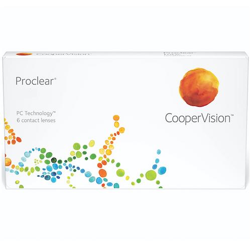 Proclear, 6er Pack (Monatslinsen)