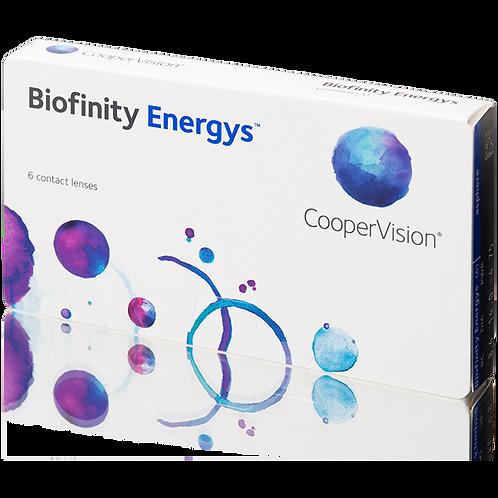 Biofinity Energys 6er Pack (Monatslinsen)