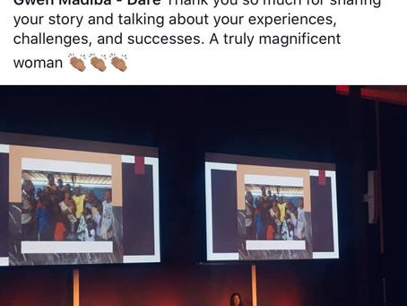 TEDxMcMasterU : AMBITION