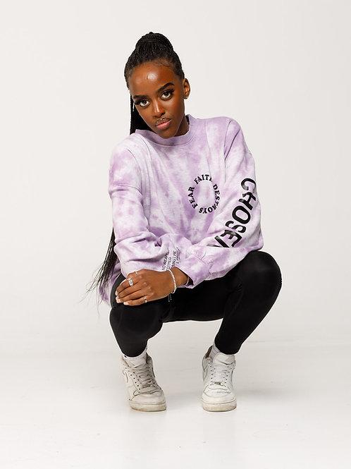 SBG HSII Tie dye Sweater