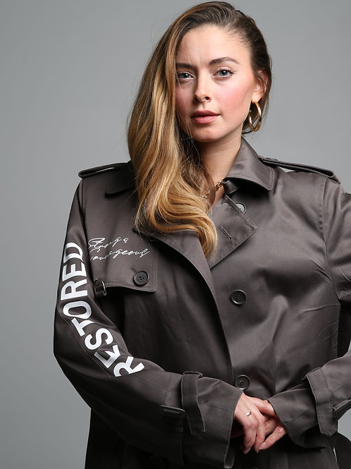 SBG-HSI Strong & Courageous Oversized Jacket