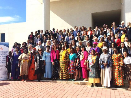 GWEN MADIBA PARTICIPATED AT THE 3RD MEETING OF THE UN'S WOMEN, PEACE AND SECURITY FOCAL POINT