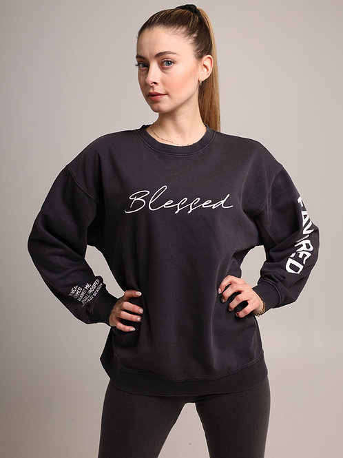 "SBG-HSI ""Blessed"" Sweater"