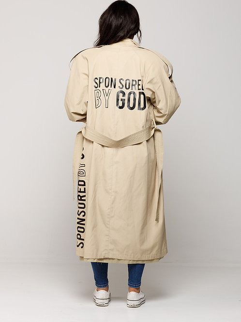 SBG - HSII Oversized trench coat