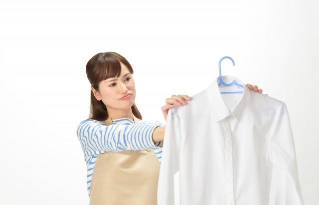 お家でできる!Yシャツに色移りしたときの対処法
