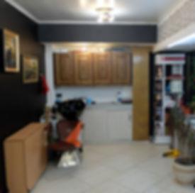 фото, салон красоты анелье, интерьер, дизайн, зона для мытья волос
