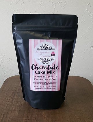 Chocolate Cake Mix - 12