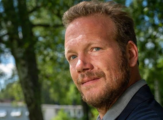 Per Forss - Landsminister Konrad Äreberg