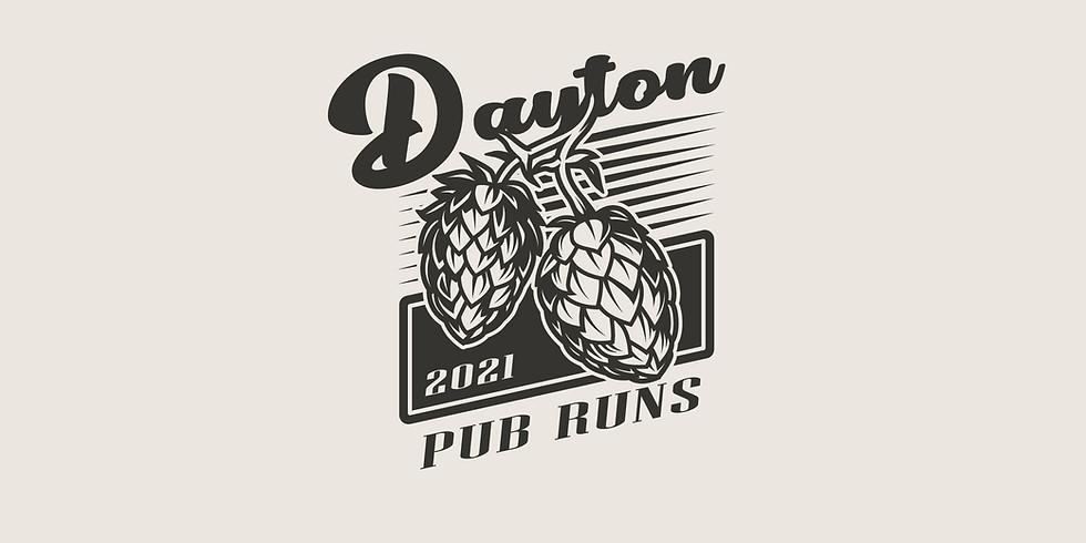 July Pub Run