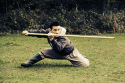 Shaolin Kung Fu Ireland - Staff