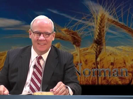 February 3, 2021 - Just a Few More Minutes: James 1:2 and 1 Peter 5:7 - Dr. Norman Moore