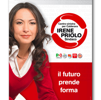 IRENE PRIOLO SINDACO