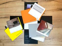 Schede interne brochure