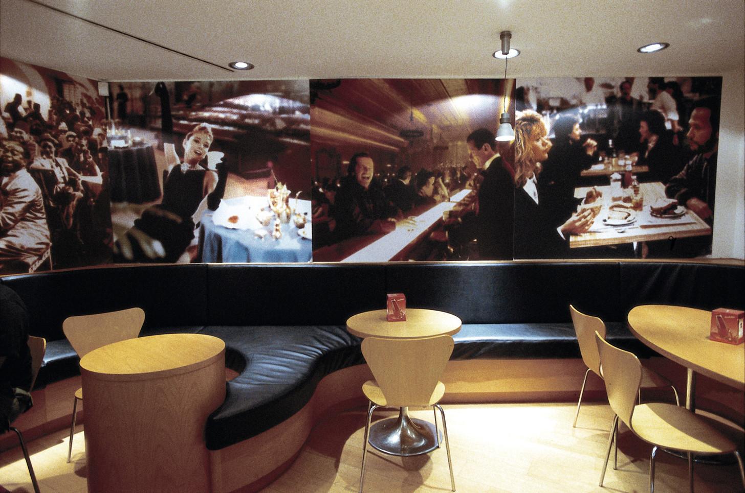 Pannello zona bar