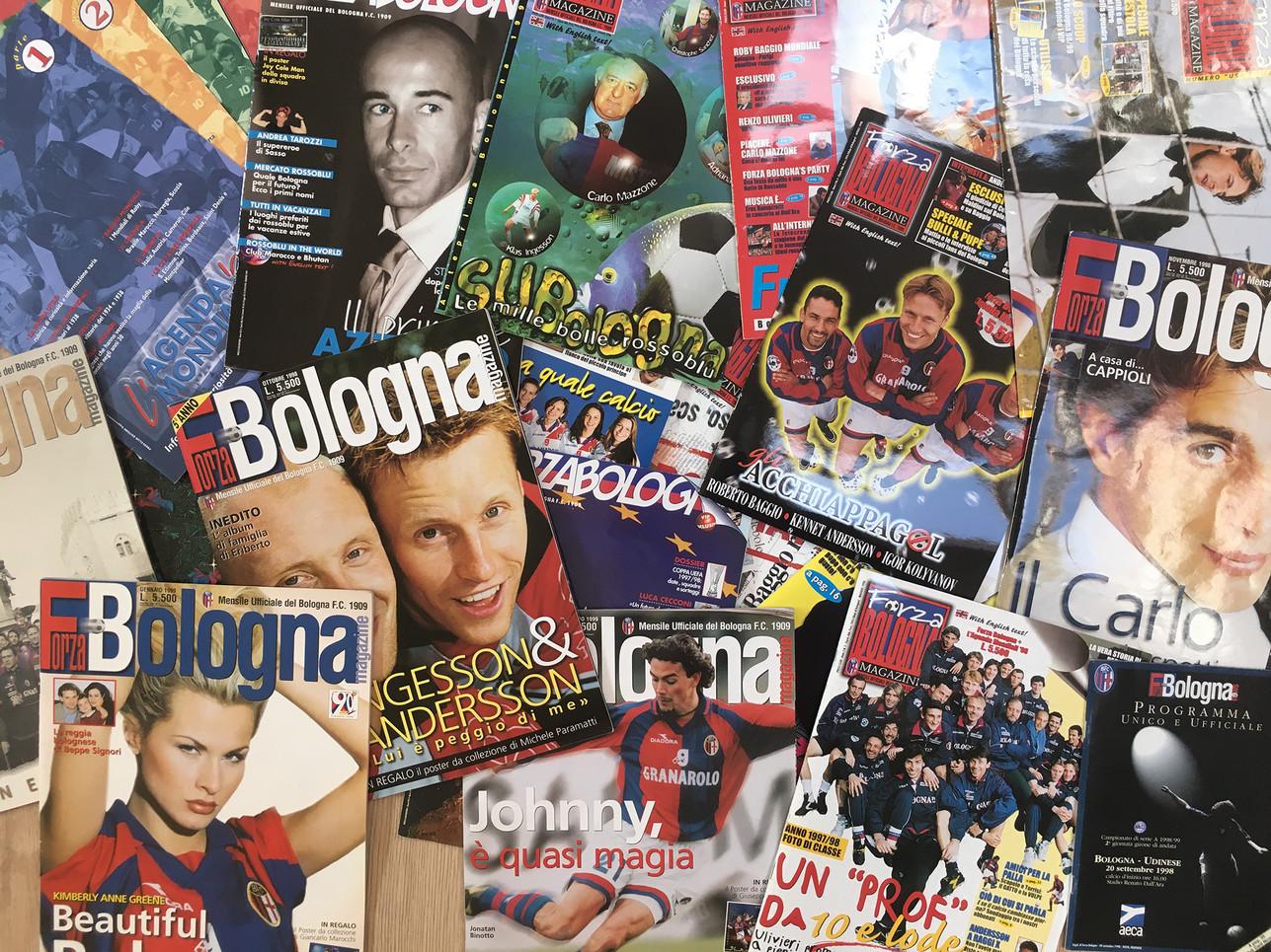 Forza Bologna Magazine (dal 1997 al 1999)