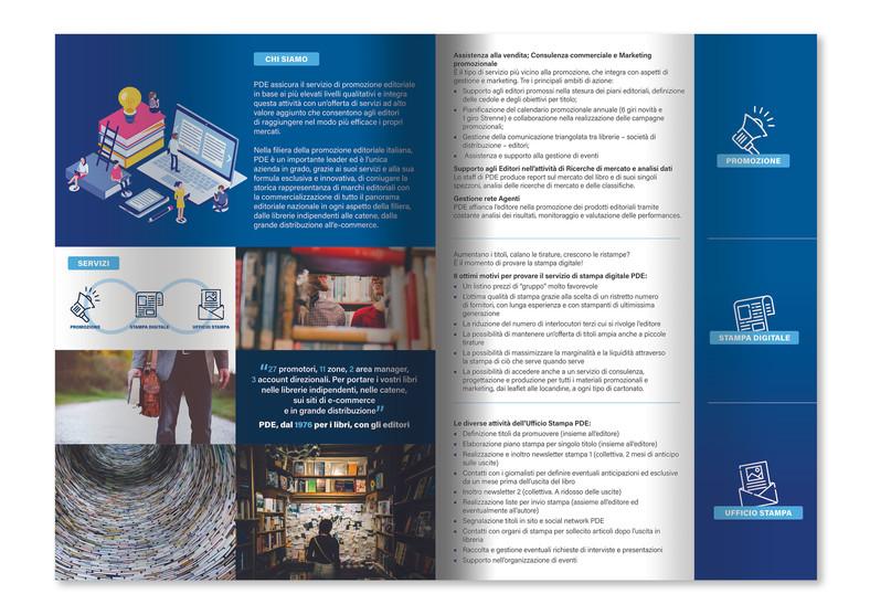 2019 - progetto grafico e impaginazione brochure