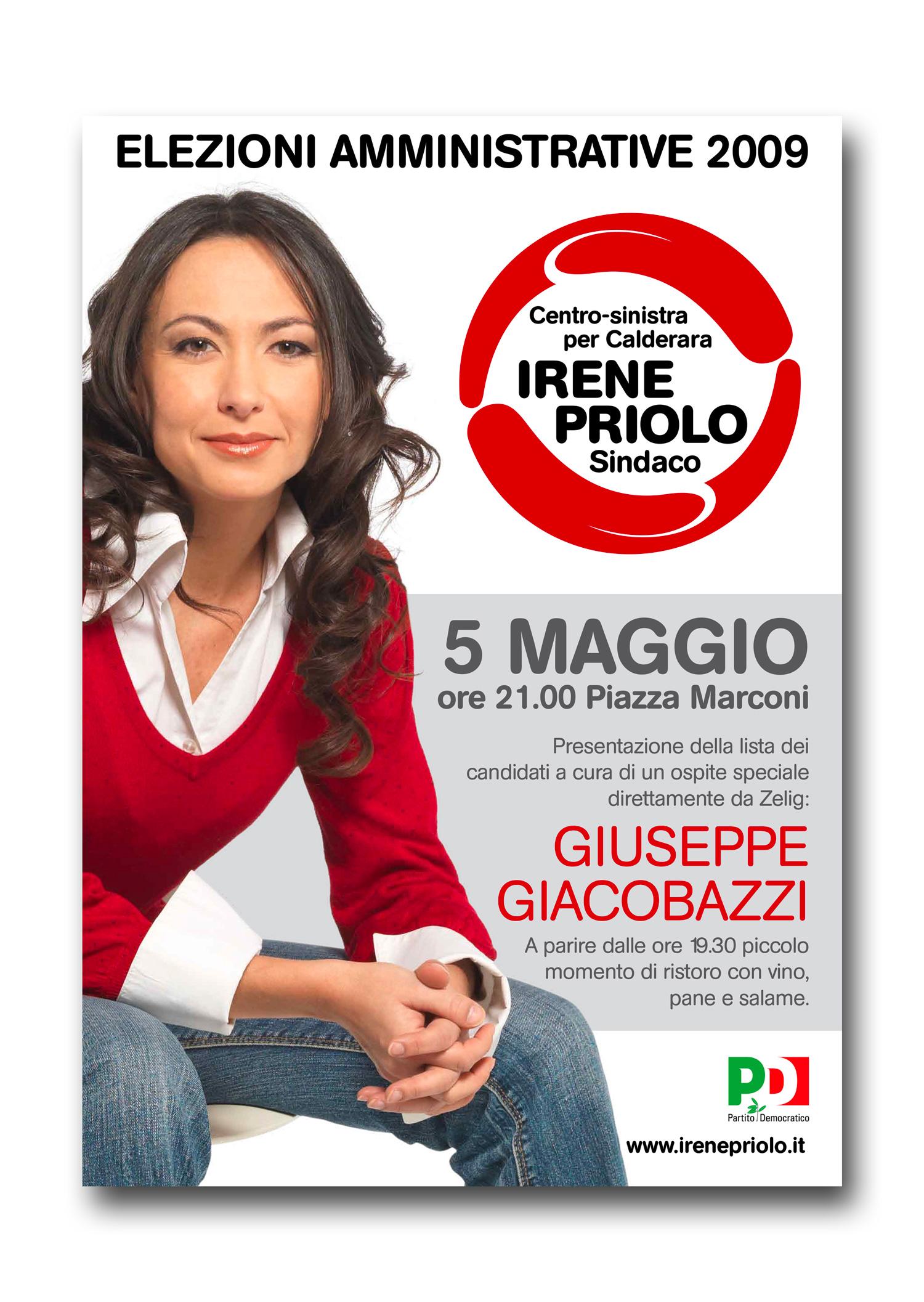 Poster elettorale