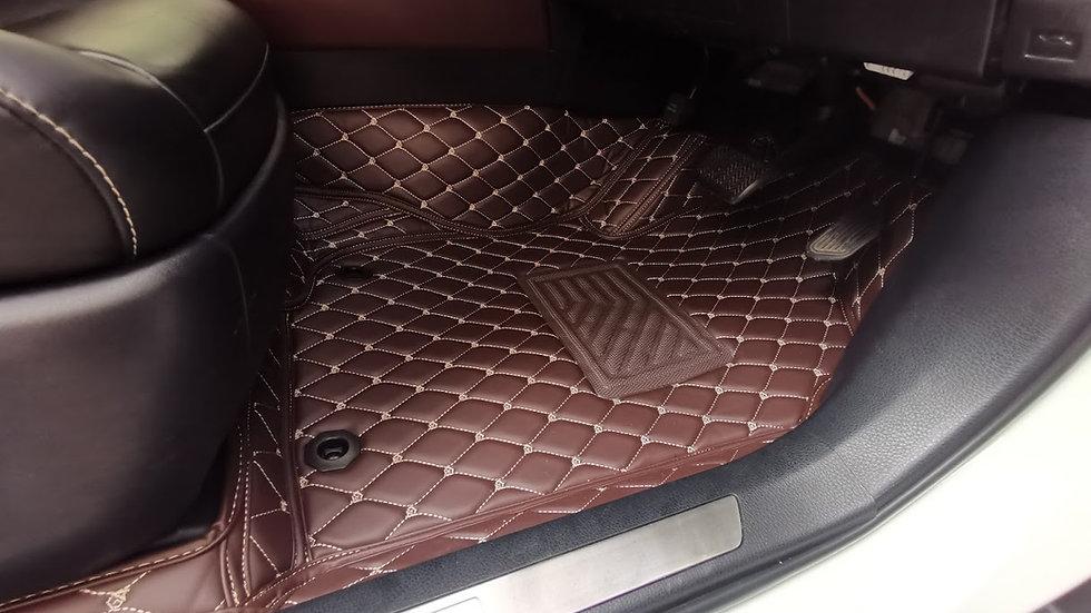 L Grade - 極尚頂級PU皮地毯 (客貨車)