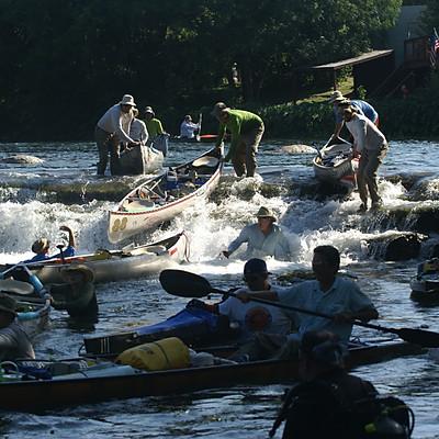 Texas Water Safari - 2012