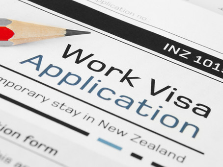 Seeking Employment in New Zealand