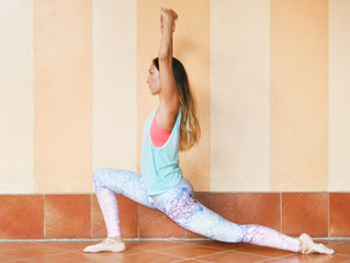 Stretch your body... And your mind.