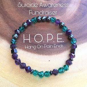 2019 Suicide Awareness Fundraiser Bracel