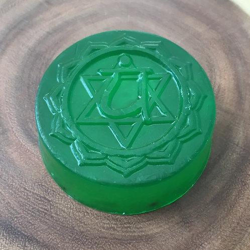 Heart Chakra Bath Soap