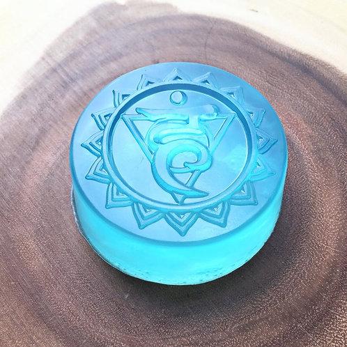 Throat Chakra Bath Soap