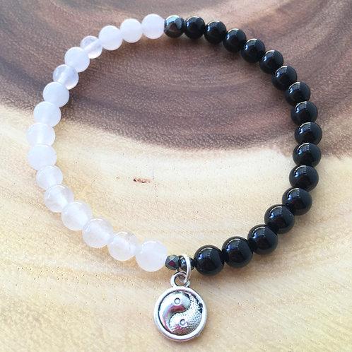 Yin Yang Chakra Bracelet