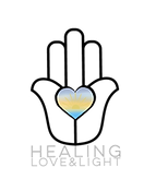 HealingLove&Light Logo