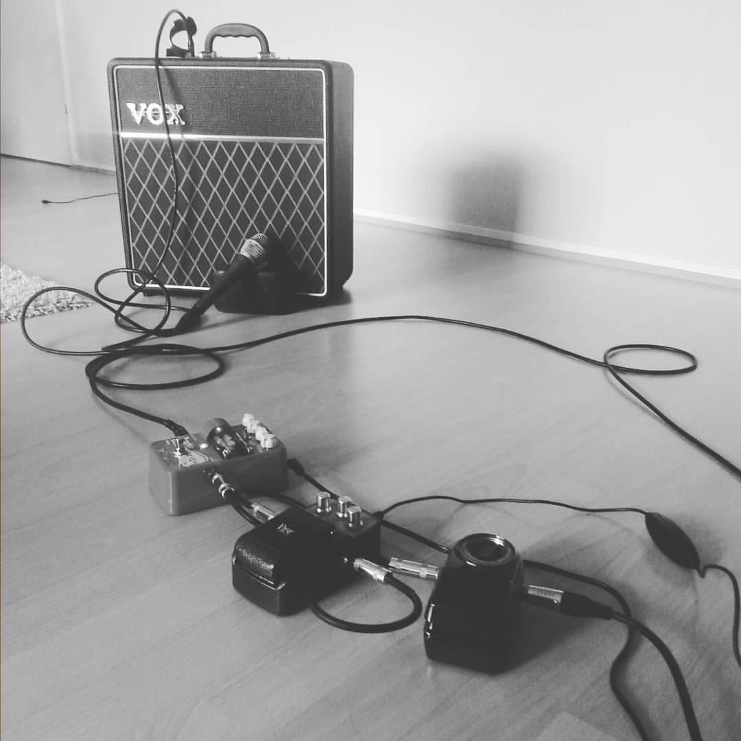 Ampli VOX - STUDIO NOBILIS