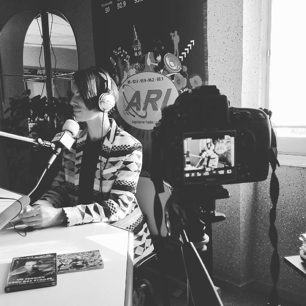 Dominique de Witte - INTERVIEW - ARL FM - 3 novembre 2016 - LANGON, France