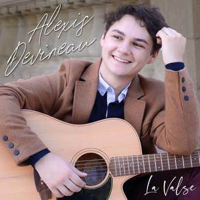 """ALEXIS DEVINEAU - Production de son premier single : """"LA VALSE"""""""