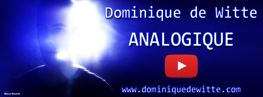 Dominique de Witte - ANALOGIQUE - Vidéoclip - 3 décembre 2017