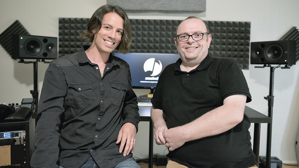 Dominique de Witte et Christophe Chavarot - INTERVIEW spéciale MUSICOIN - 26.06.2018 - BLOCKCHAIN - Cryptomonnaie - $MUSIC