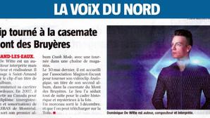 PRESSE - LA VOIX DU NORD - 14/12/2017