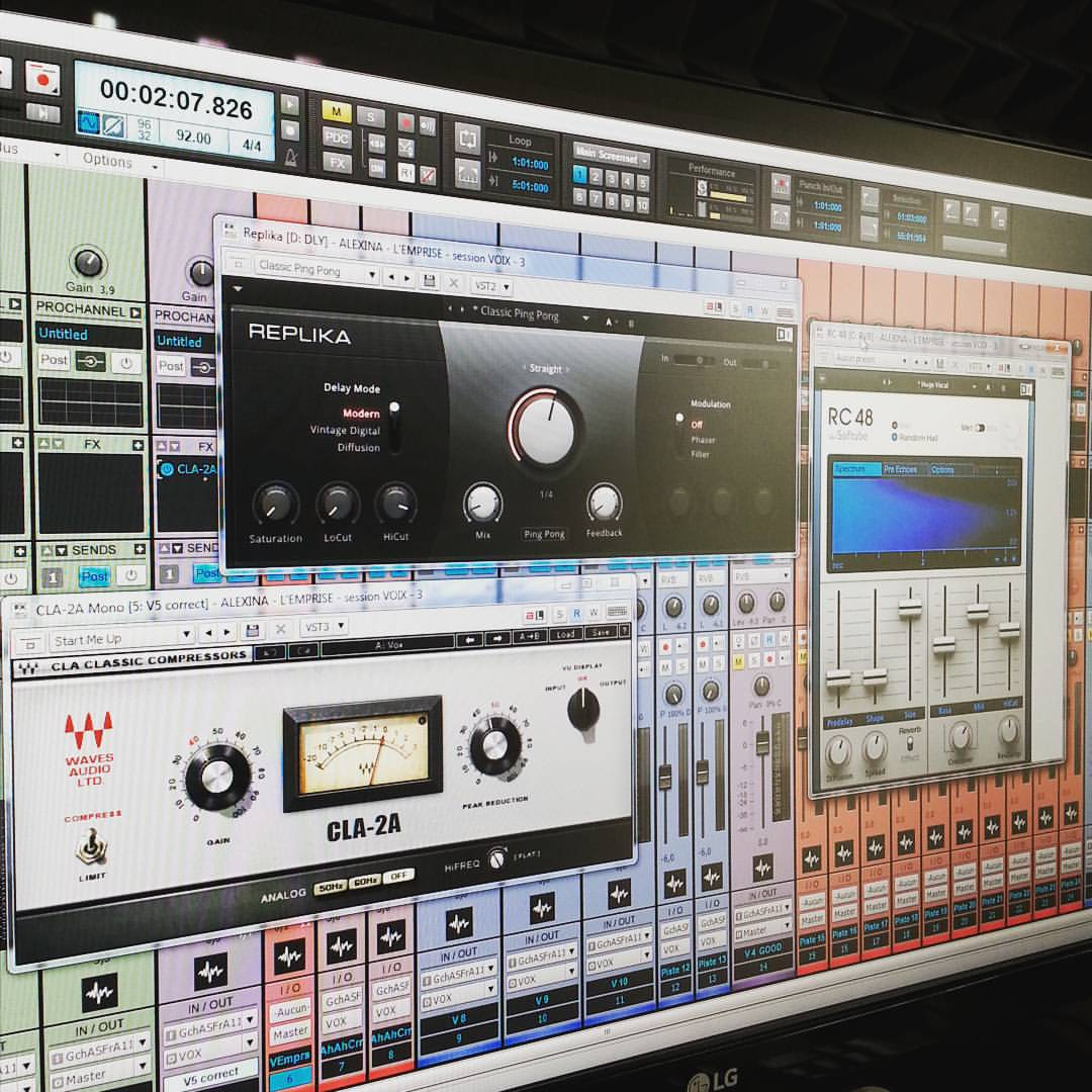 Mixage - STUDIO NOBILIS