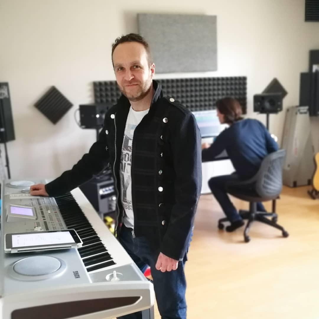 Philippe - Groupe de musique PREMIER DEGRE - STUDIO NOBILIS - production musicale - GRADIGNAN 33170